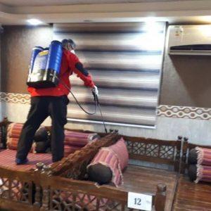 خدمات سمپاشی منازل